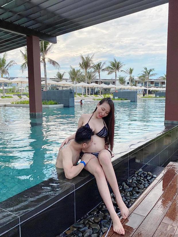 HOT: Bà xã Khắc Việt chính thức hạ sinh đôi trai gái đầu lòng - Ảnh 4.