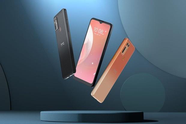 HTC Desire 20+ ra mắt: Snapdragon 720G, 4 camera sau 48MP, pin 5000mAh, giá 6,9 triệu đồng - Ảnh 1.