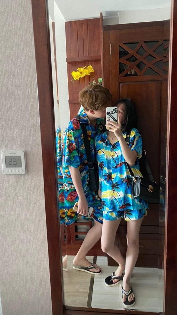 Bạn gái hotgirl Kim Chung Phan thử thách đu trend TikTok khó nhằn, ADC vẫn tự tin không nặng 1 chút nào cả - Ảnh 1.