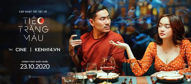 Kaity Nguyễn diện đồ kín bưng, để dàn mỹ nhân showbiz Việt chặt đẹp ở thảm đỏ Tiệc Trăng Máu - Ảnh 28.