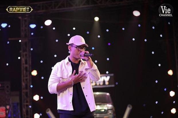 Lý do GDucky là ứng cử viên số 1 của ngôi vị Quán quân Rap Việt: Lối tỉa rap thâm thúy, thần thái tỏa ra hào quang và còn nhiều hơn thế! - Ảnh 10.