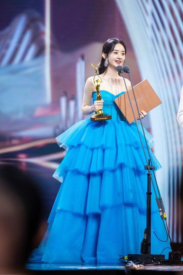 3 mỹ nhân thị phi nhất Kim Ưng 2020: Victoria ké fame loạt mỹ nam, Đồng Dao ngoại tình, bê bối nhất là Triệu Lệ Dĩnh - Ảnh 15.