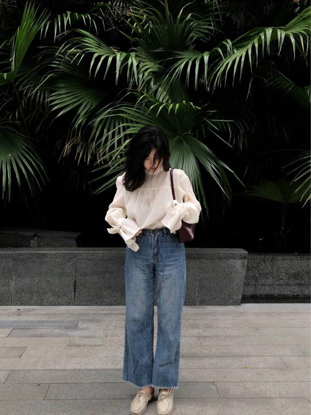 Street style châu Á: Hội chị em lên đồ đẹp hút mắt, toàn blazer và cardigan nhưng nhìn sang hết nấc - Ảnh 14.
