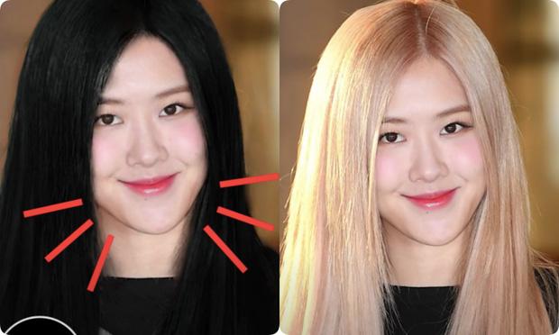 Chuyên gia phân tích: Nhược điểm khuôn mặt của Rosé được khắc phục nhờ chọn đúng kiểu tóc - Ảnh 4.