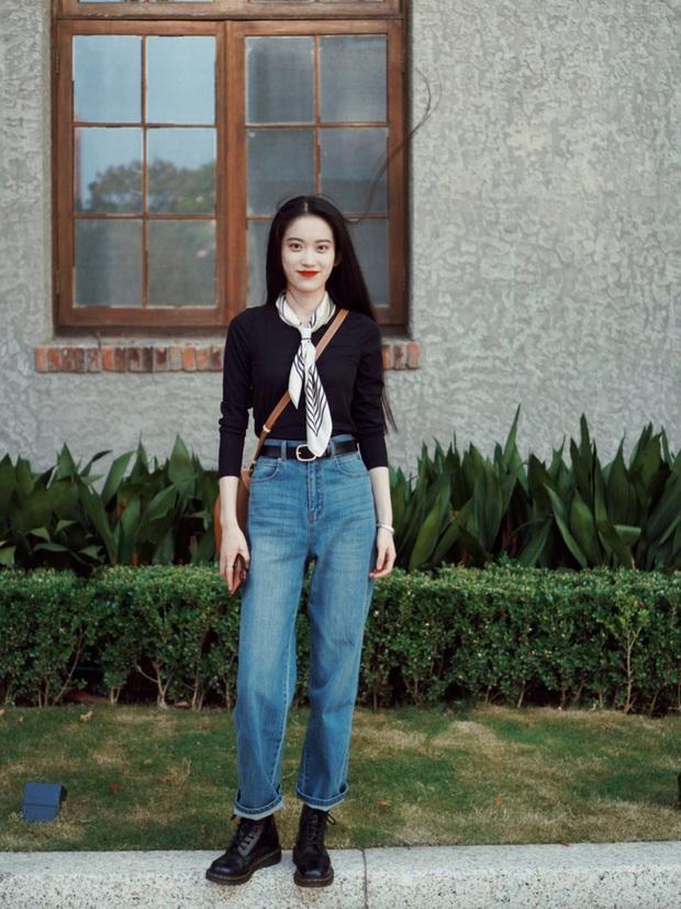 Street style châu Á: Hội chị em lên đồ đẹp hút mắt, toàn blazer và cardigan nhưng nhìn sang hết nấc - Ảnh 5.