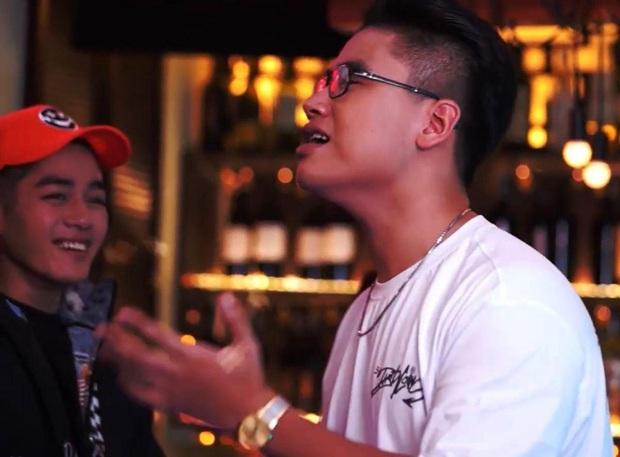 Không chỉ Rap đỉnh, GDucky (Rap Việt) còn có biệt tài vừa ăn chanh vừa hát cực hay - Ảnh 5.