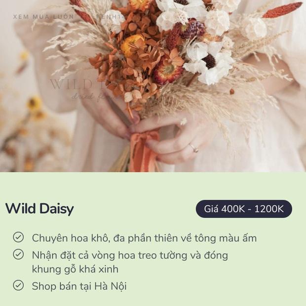 20/10 mua hoa ở đâu: 8 shop hoa siêu đẹp, bó hoa siêu có tâm ở Hà Nội và Sài Gòn chắc nhiều người sẽ cần - Ảnh 9.