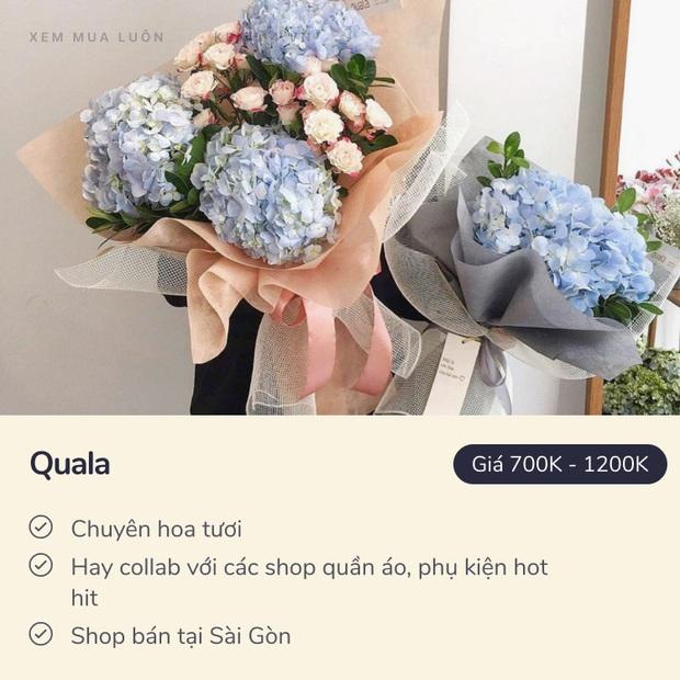 20/10 mua hoa ở đâu: 8 shop hoa siêu đẹp, bó hoa siêu có tâm ở Hà Nội và Sài Gòn chắc nhiều người sẽ cần - Ảnh 17.