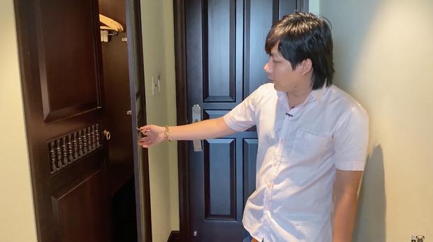 Review chi tiết từ vòi xịt vệ sinh đến cái tủ quần áo: đố YouTuber nào có tâm bằng Khoa Pug! - Ảnh 3.
