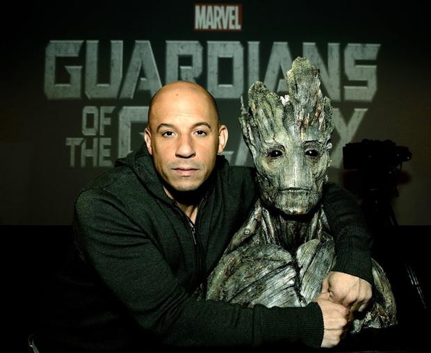 Góc tréo ngoe: Vin Diesel mới là hình mẫu gốc của Drax nhưng sau tất cả lại đi lồng tiếng cho... cái cây, coi tức không! - Ảnh 4.