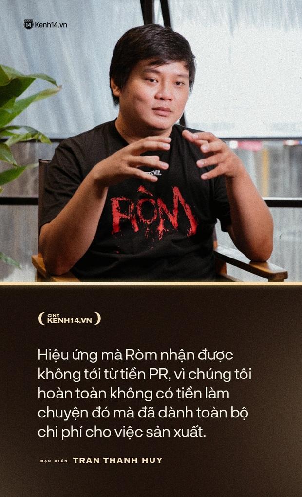 Đạo diễn Trần Thanh Huy: Ròm ra rạp giữa dịch để nhà đầu tư còn đường sống, bạn không thích thì không xem, đừng kêu gọi tẩy chay! - Ảnh 3.