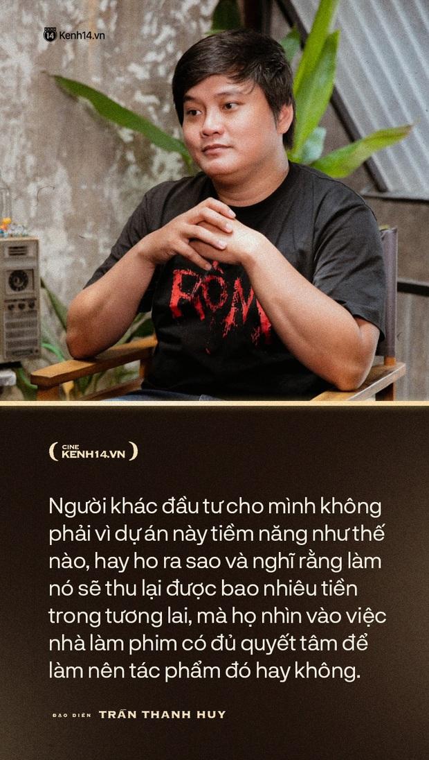 Đạo diễn Trần Thanh Huy: Ròm ra rạp giữa dịch để nhà đầu tư còn đường sống, bạn không thích thì không xem, đừng kêu gọi tẩy chay! - Ảnh 4.