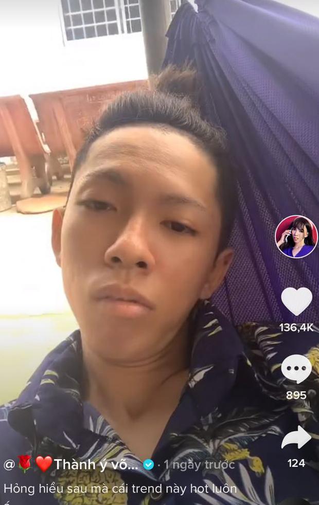 Nằm yên nhìn camera 5 giây, TikToker Việt có ngay 16 triệu view, chính thức tạo trend lan sang tận Thái Lan và Hàn Quốc - Ảnh 4.