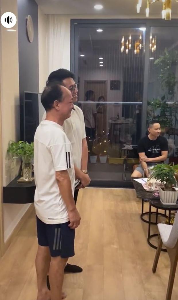 Bạn gái Matt Liu hé lộ mối quan hệ cực thân thiết của chàng CEO và bố mình khi về nhà ra mắt - Ảnh 3.