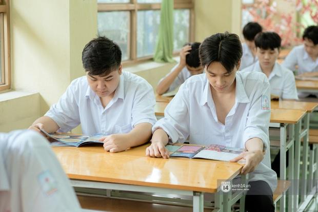 Khám phá trường cấp 3 độc đáo bậc nhất Hà Nội: Không được dùng điện thoại, nam - nữ tách biệt, phải ký giấy nợ thay cho tiền mặt - Ảnh 4.