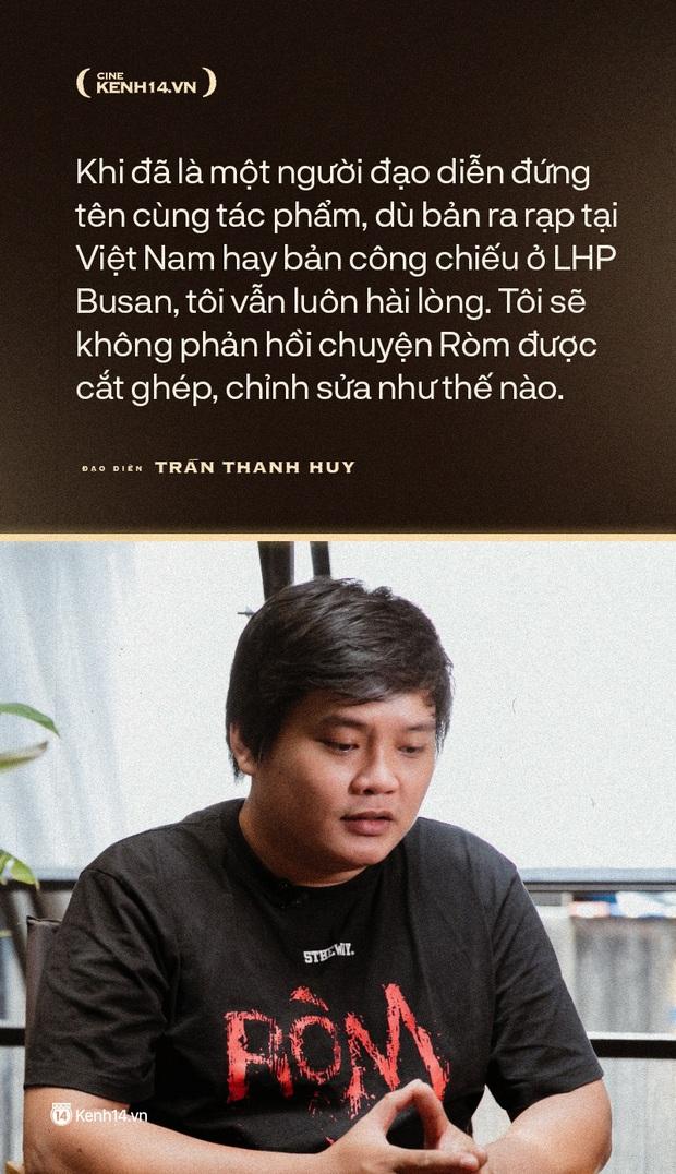 Đạo diễn Trần Thanh Huy: Ròm ra rạp giữa dịch để nhà đầu tư còn đường sống, bạn không thích thì không xem, đừng kêu gọi tẩy chay! - Ảnh 5.