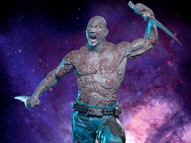 Góc tréo ngoe: Vin Diesel mới là hình mẫu gốc của Drax nhưng sau tất cả lại đi lồng tiếng cho... cái cây, coi tức không! - Ảnh 3.