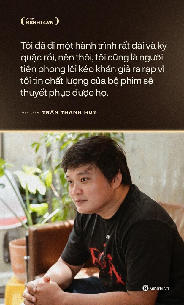 Đạo diễn Trần Thanh Huy: Ròm ra rạp giữa dịch để nhà đầu tư còn đường sống, bạn không thích thì không xem, đừng kêu gọi tẩy chay! - Ảnh 9.
