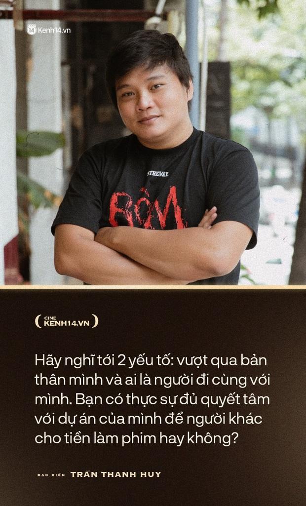 Đạo diễn Trần Thanh Huy: Ròm ra rạp giữa dịch để nhà đầu tư còn đường sống, bạn không thích thì không xem, đừng kêu gọi tẩy chay! - Ảnh 13.
