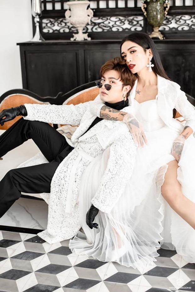 BB Trần và người yêu đồng giới kỷ niệm 7 năm yêu, tung ảnh ngày ấy - bây giờ cho thấy màn lột xác ngoạn mục - Ảnh 4.