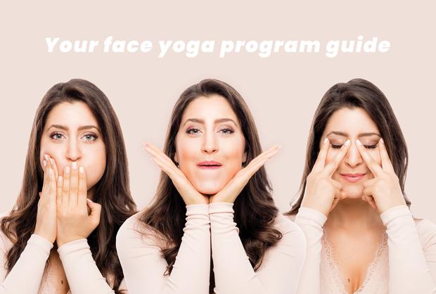 Chị em thi nhau tập yoga cho mặt, liệu pháp nghe lạ tai nhưng ai áp dụng cũng có hiệu quả như tiêm filler, botox - Ảnh 2.