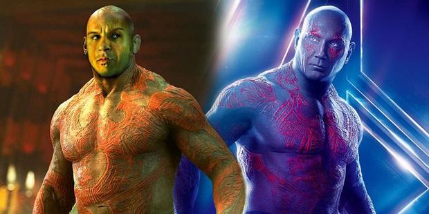 Góc tréo ngoe: Vin Diesel mới là hình mẫu gốc của Drax nhưng sau tất cả lại đi lồng tiếng cho... cái cây, coi tức không! - Ảnh 1.