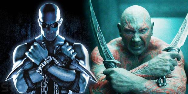 Góc tréo ngoe: Vin Diesel mới là hình mẫu gốc của Drax nhưng sau tất cả lại đi lồng tiếng cho... cái cây, coi tức không! - Ảnh 2.