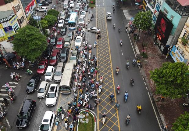 Khởi công xây dựng hầm chui Lê Văn Lương - vành đai 3, tuyến đường huyết mạch thường xuyên ùn tắc giờ tan tầm - Ảnh 11.