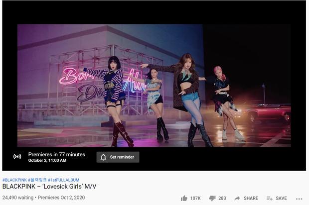 NGAY LÚC NÀY: Cùng đón xem công chiếu MV Lovesick Girls và ra mắt full album đầu tiên trong sự nghiệp của BLACKPINK! - Ảnh 2.
