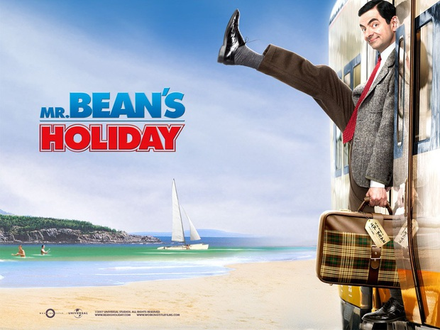 Hội hài hước Mr. Bean's Holiday sau 13 năm càng diễn càng lên, có mỗi nam chính chết vai đến tận hôm nay! - Ảnh 1.