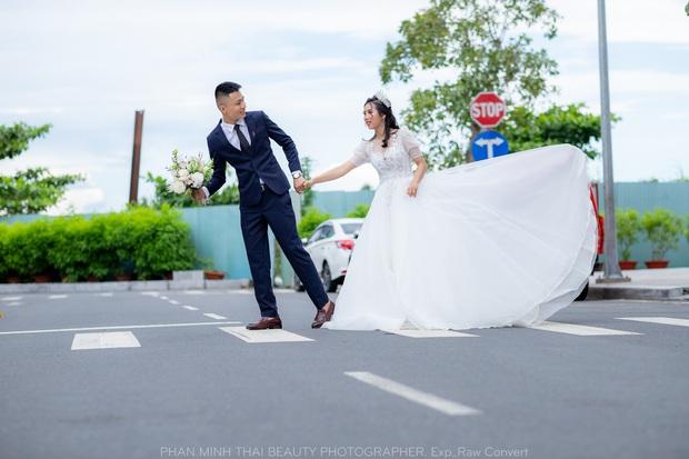 Chạy bo hơn nghìn cây số Hải Phòng - Vĩnh Long, cặp đôi game thủ PUBG Mobile chốt sổ cưới luôn - Ảnh 3.