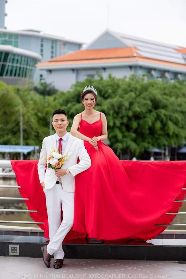 Chạy bo hơn nghìn cây số Hải Phòng - Vĩnh Long, cặp đôi game thủ PUBG Mobile chốt sổ cưới luôn - Ảnh 1.