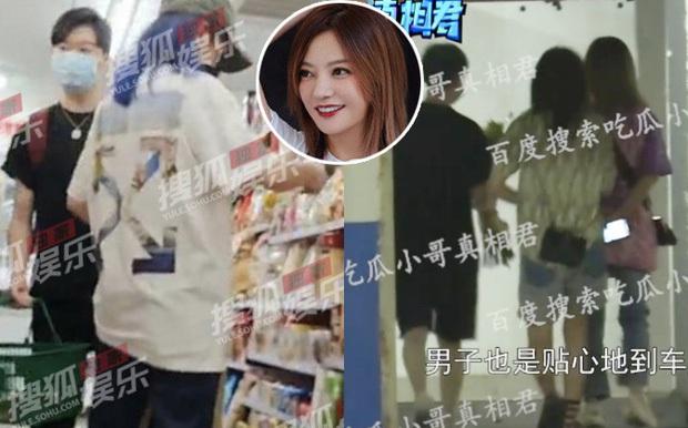 Giữa scandal ngoại tình, sống chung với trai trẻ, Triệu Vy lại lộ ảnh diện đồ đôi với một mỹ nam khác? - Ảnh 3.