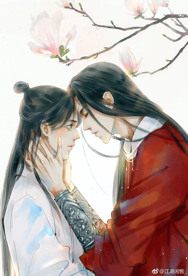 Nghe đồn Hứa Khải yêu say đắm Vương Nhất Bác ở phim đam mỹ của Vu Chính, netizen hậm hực từ chối nhận dưa bở này! - Ảnh 7.