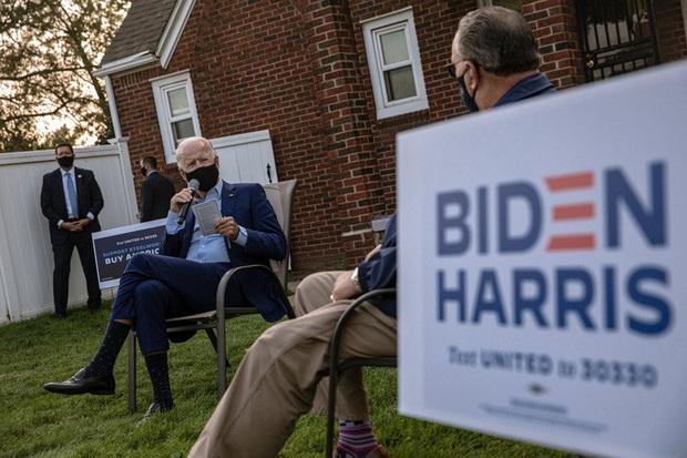 Mỹ: Ông Biden không mắc Covid-19 - Ảnh 1.