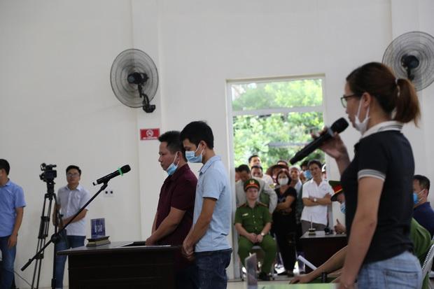 Chủ quán Nhắng nướng bị tuyên phạt 12 tháng tù giam: Bị cáo xin lỗi chị Hiền và toàn thể cộng đồng mạng - Ảnh 16.