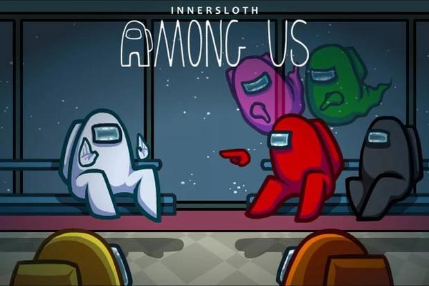 Nhân vật trong game Among Us -Trùm lươn lẹo