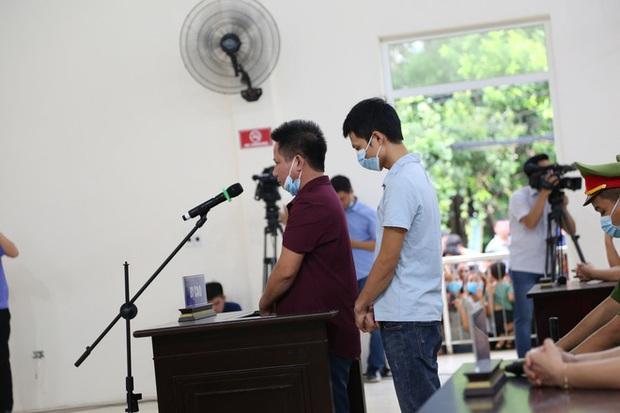 Chủ quán Nhắng nướng bị tuyên phạt 12 tháng tù giam: Bị cáo xin lỗi chị Hiền và toàn thể cộng đồng mạng - Ảnh 12.