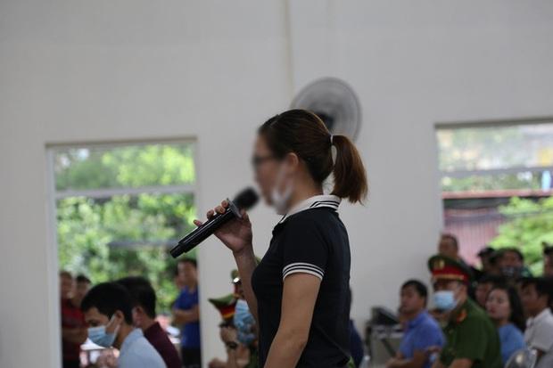 Chủ quán Nhắng nướng bị tuyên phạt 12 tháng tù giam: Bị cáo xin lỗi chị Hiền và toàn thể cộng đồng mạng - Ảnh 13.