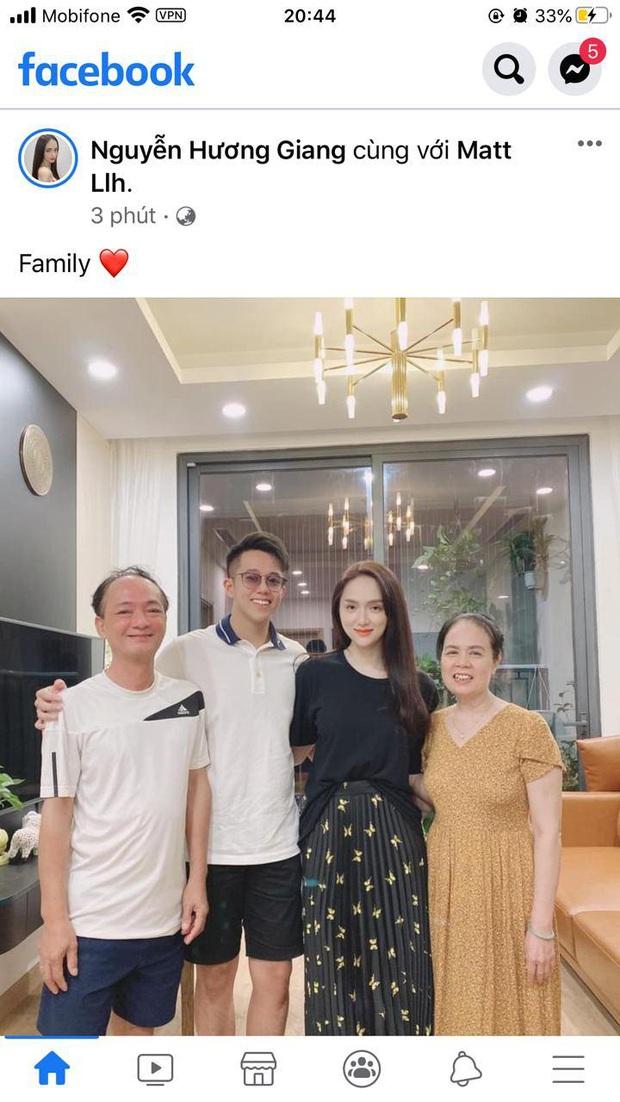 Cuối cùng Hương Giang cũng dắt Matt Liu về ra mắt đại gia đình, netizen đặt gạch chờ hỷ sự - Ảnh 2.