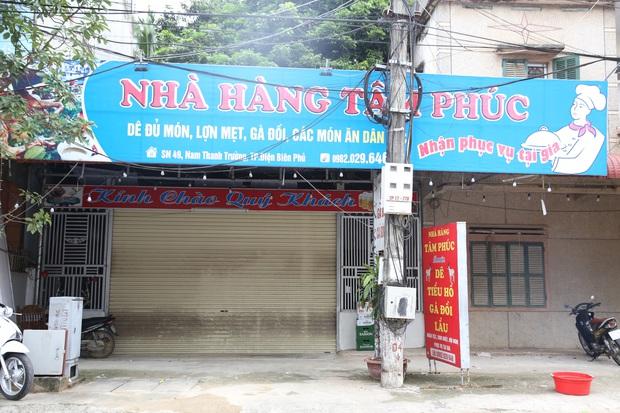 Gặp chủ nhà hàng bị bom cỗ ở Điện Biên: Biết bị lừa cả 2 vợ chồng chỉ ôm nhau khóc, 150 mâm cỗ là số lượng lớn nhất từ trước đến nay - Ảnh 3.