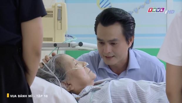 Vua Bánh Mì bản Việt tập 10: Phát hiện con dâu ngoại tình, mẹ chồng bị xô ngã đập đầu, bỏ mặc ngoài mưa suốt đêm - Ảnh 14.