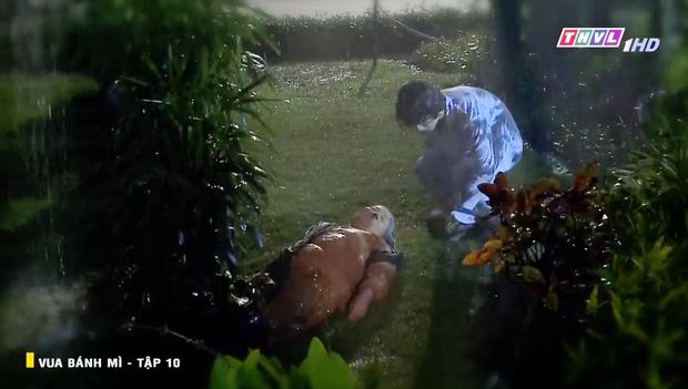 Vua Bánh Mì bản Việt tập 10: Phát hiện con dâu ngoại tình, mẹ chồng bị xô ngã đập đầu, bỏ mặc ngoài mưa suốt đêm - Ảnh 17.