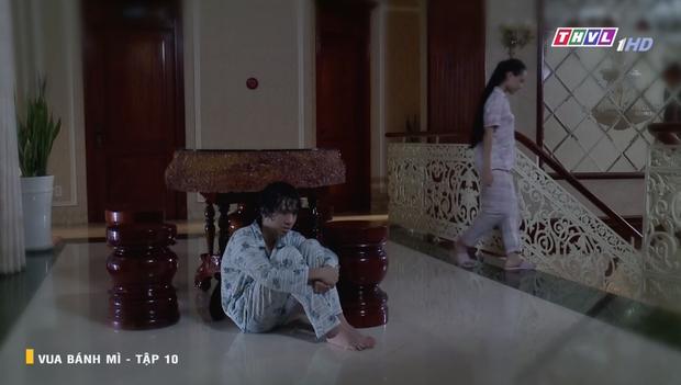 Vua Bánh Mì bản Việt tập 10: Phát hiện con dâu ngoại tình, mẹ chồng bị xô ngã đập đầu, bỏ mặc ngoài mưa suốt đêm - Ảnh 20.