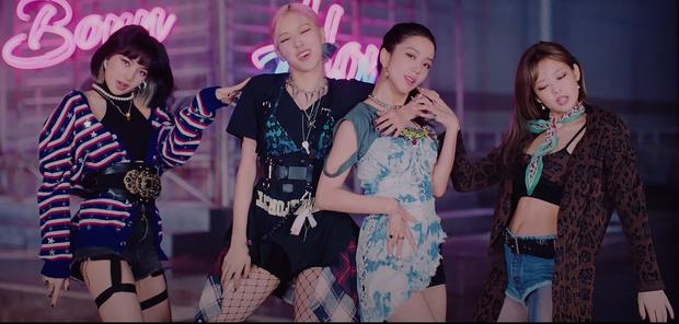 Xem MV mới của BLACKPINK mà giật mình vì quần áo quá cái bang, 4 cô gái sang chảnh đâu mất rồi? - Ảnh 2.