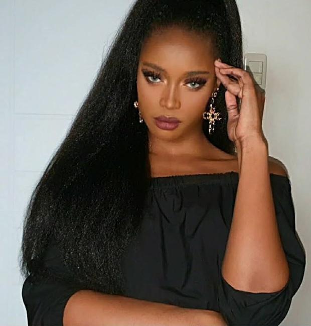 Knet khó tính cũng phải phát sốt vì nữ idol tân binh gốc Phi: Body như búp bê sống, gây choáng vì nói được 5 thứ tiếng - Ảnh 4.