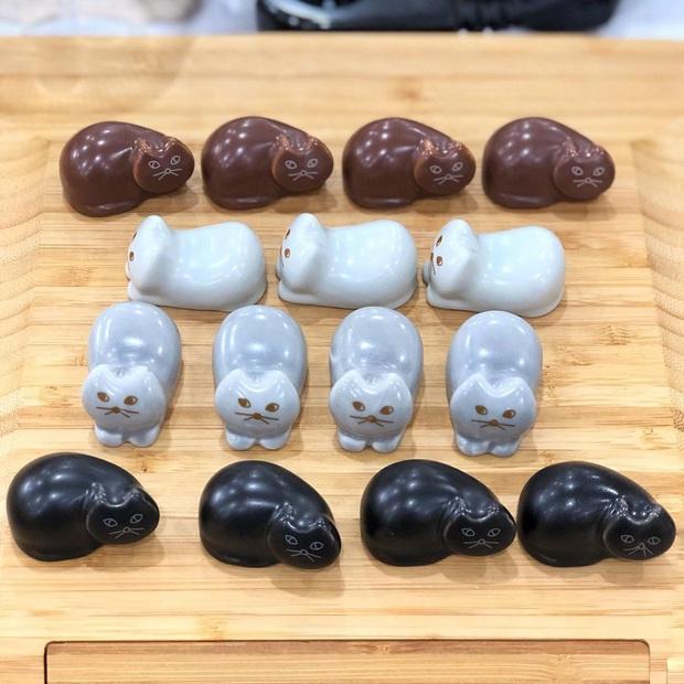 Học người Nhật tô điểm cho bàn ăn xinh xẻo với đồ gác đũa xinh xỉu thấy mà cưng - Ảnh 15.