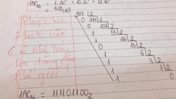Thầy giáo cho đề kiểm tra cực khó, học trò khóc ròng nhưng lại cười ngay vì loạt lời phê cưng xỉu - Ảnh 3.