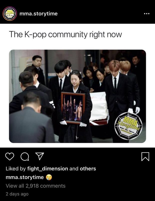 Phẫn nộ đỉnh điểm: Tài khoản MMA chế giễu ảnh đám tang Jonghyun (SHINee), ngụy tạo tin nhắn khiến Jay Park phải lên tiếng - Ảnh 2.