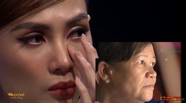 Võ Hoàng Yến bật khóc nức nở khi nhớ lại thời gian mắc sai lầm, lạnh nhạt với gia đình - Ảnh 2.